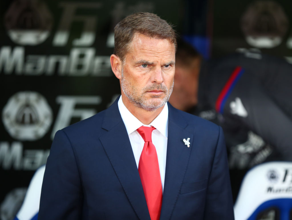 Crystal Palace v Ipswich Town - Carabao Cup Second Round