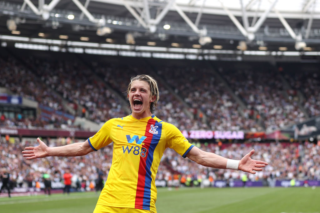 crystal palace conor gallagher