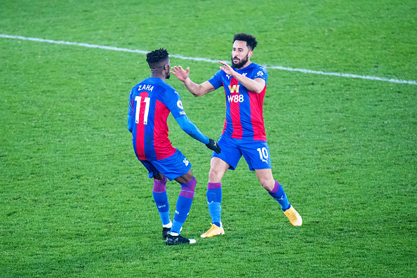 crystal palace townsend