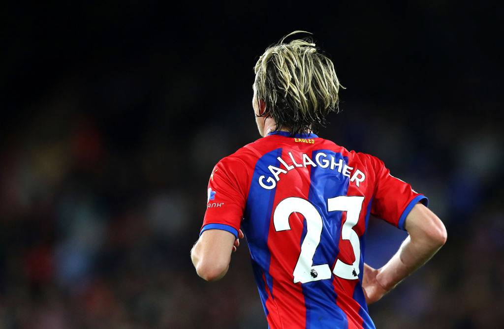 crystal palace gallagher
